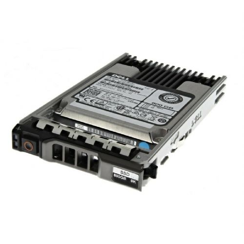 "Dell 800GB 12G SAS 2.5"" Solid State Drive SSD In PowerEdge Server Caddy M91TJ"